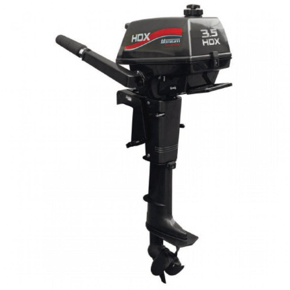 характеристики подвесных лодочных моторов hdx
